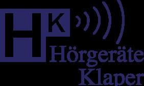 Hörgeräte Klaper Logo