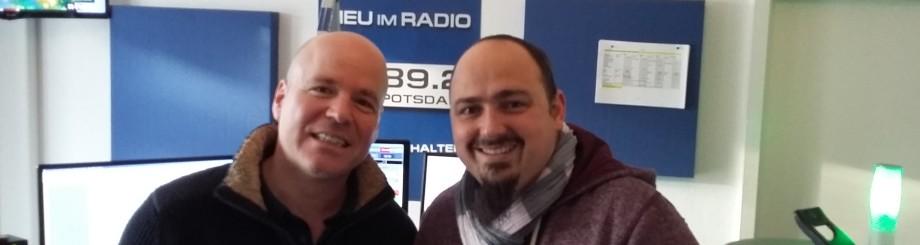 Tim Pieper mit Tobi