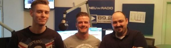 Radio Potsdam Fitnesscoach
