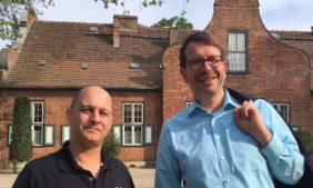 Prof. Dr. Key Pousttchi und frank Smyrek