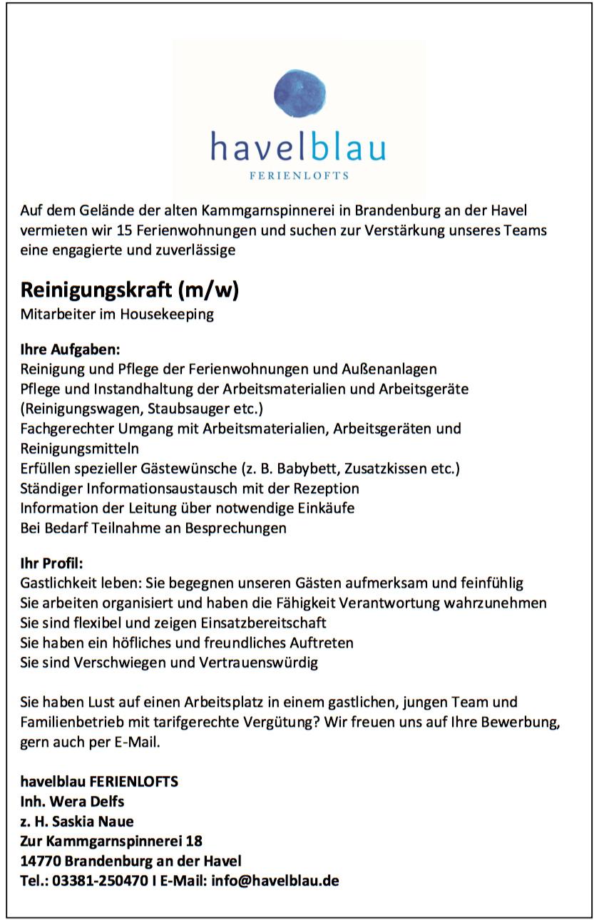 Jobticker Radio Potsdam Willkommen Zuhause